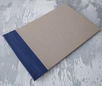 Папка с гребешками, формат альбомный А4, корешок 5см ПГМа5