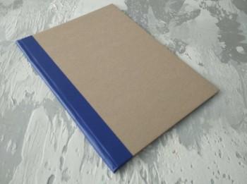 Папка с гребешками, с перфорацией, формат книжный А4, корешок 2см ПГМк2П