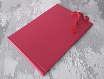 Папка с гребешками, на завязках, ф-т альбомный А4, оклейка бумвинилом, корешок 2см ПГМБа2З