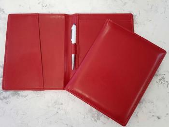 Кожаные папки для конференций