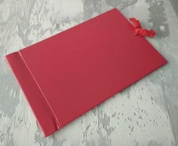 Папка с гребешками, на завязках, ф-т альбомный А4, оклейка бумвинилом, корешок 6см ПГМБа6З