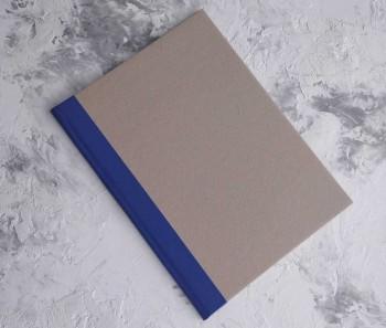 Папка с гребешками, формат книжный А4, корешок 2см ПГМк2