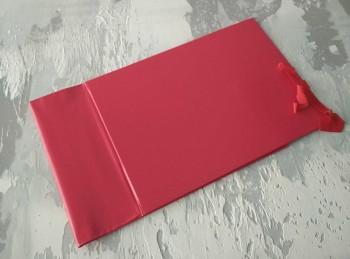 Папка с гребешками, на завязках, альбомный А4, оклейка бумвинилом, корешок 10см ПГМБа10З