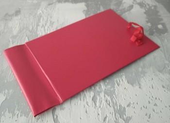 Папка с гребешками, на завязках, ф-т альбомный А4, оклейка бумвинилом, корешок 8см ПГМБа8З