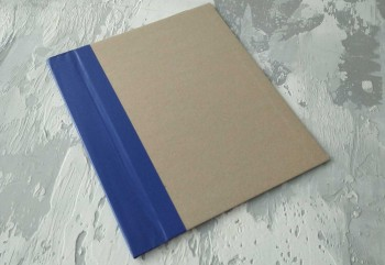 Папка с гребешками, формат книжный А4, корешок 6 см ПГМк6