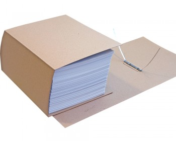 Скоросшиватели для делопроизводства и архивирования ДР012