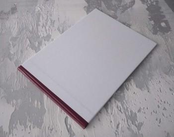 Папка с гребешками, формат альбомный А4, оклейка офсетной бумагой, корешок 2см ПГМОа2