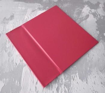 Папка с гребешками, перфорация, ф-т книжный А4, оклейка бумвинилом, корешок 10см ПГМБк10П