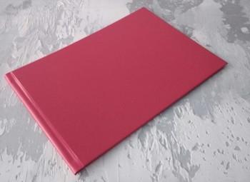 Папка с гребешками, перфорация, ф-т альбомный А4, оклейка бумвинилом, корешок 3см ПГМБа3П