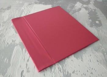 Папка с гребешками, перфорация, ф-т книжный А4, оклейка бумвинилом, корешок 6см ПГМБк6П