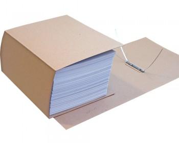 Скоросшиватели для делопроизводства и архивирования ДР015