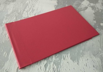 Папка с гребешками, перфорация, ф-т альбомный А4, оклейка бумвинилом, корешок 6см ПГМБа6П