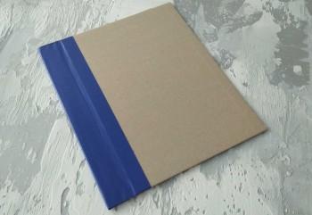 Папка с гребешками, с перфорацией, формат книжный А4, корешок 5см ПГМк5П