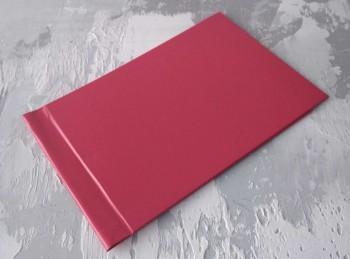 Папка с гребешками, перфорация, ф-т альбомный А4, оклейка бумвинилом, корешок 5см ПГМБа5П